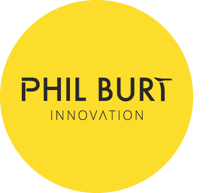 Phil Burt Innovation Logo
